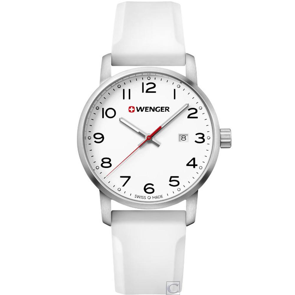 WENGER Avenue 城市雅痞時尚腕錶(01.1641.106)42mm