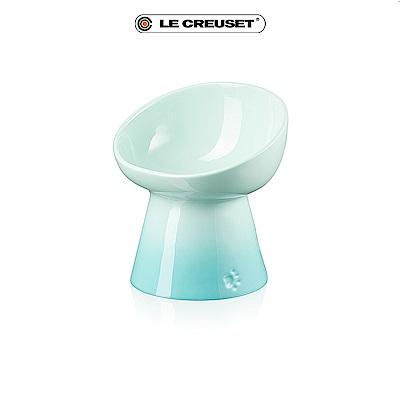 [結帳7折] LE CREUSET 瓷器寵物碗-薄荷綠