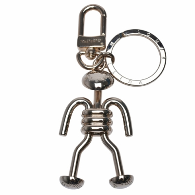 LV MP2131 MR.NAIL吊飾/鑰匙圈(銀色)