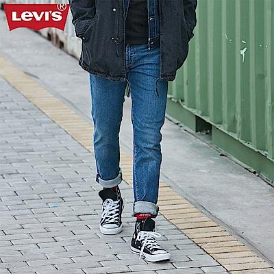 Levis 男款 511 低腰修身窄管牛仔長褲 / 彈性布料