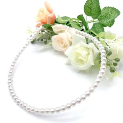 Hera 赫拉 韓國清新時尚珍珠髮箍-3款