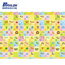 【PARKLON】韓國帕龍無毒地墊 - 單面切邊 - 歡樂叢林123