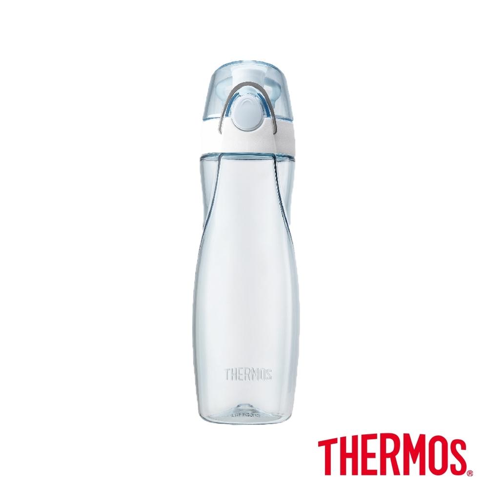 THERMOS膳魔師 彈蓋隨手瓶0.5L(TCSA-500-BL)