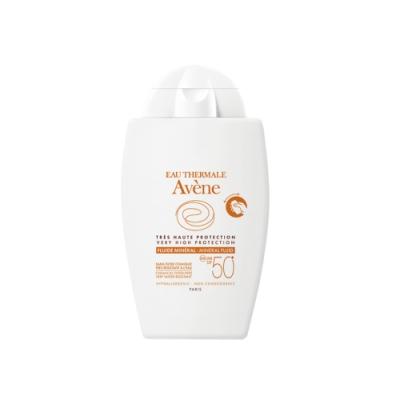 AVENE 雅漾全效極護物理防曬液SPF50+  40ML