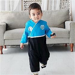 baby童衣 連身衣 日本和服造型爬服82038