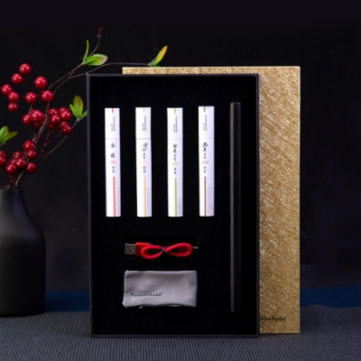 Fushankodo 富山香堂  隨行送禮開運_香趣100臥香管禮盒