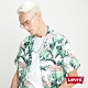 Levis 男款 短袖襯衫 寬鬆休閒版型 Lyocell天絲棉 熱帶休閒風 product thumbnail 1