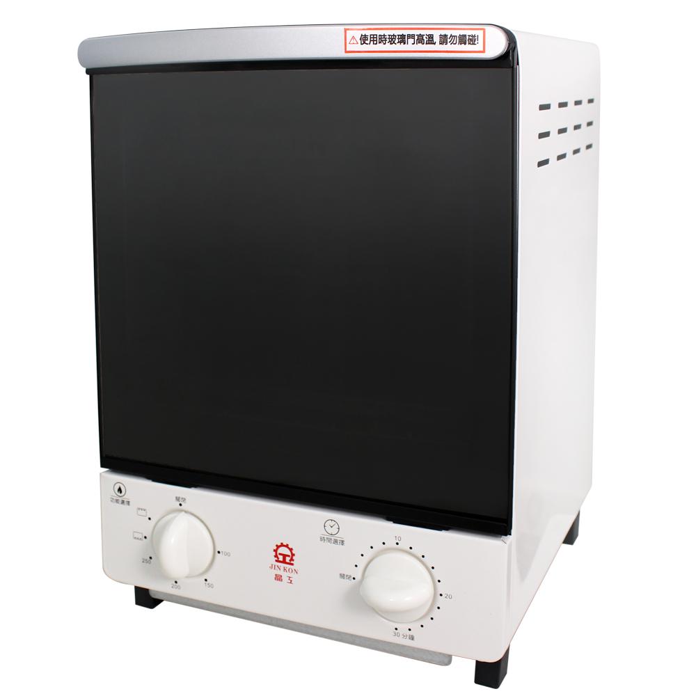 晶工牌12L迷你電烤箱 JK-612
