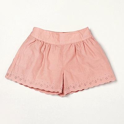 PIPPY 小公主刺繡短褲 粉