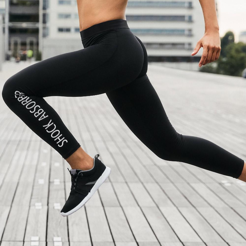 SHOCK ABSORBER 機能健身褲