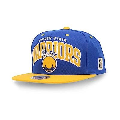 M&N NBA 復古隊徽棒球帽 勇士隊