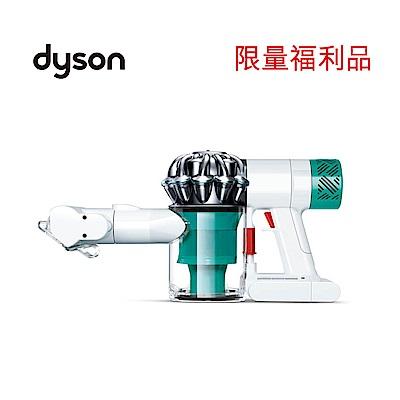 【dyson 戴森 限量福利品】V6 Mattress HH08 無線除塵蹣機(白綠色)