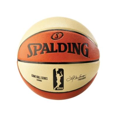 SPALDING NBA 6-Panel 室內合成皮 6號籃球