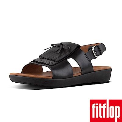 FitFlop H-BAR後帶涼鞋黑色