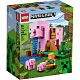 樂高LEGO Minecraft系列 - LT21170 豬小屋 product thumbnail 1