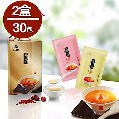 郭老師 養生滴雞精 原味 (80ml/包,15包/盒)(2盒)