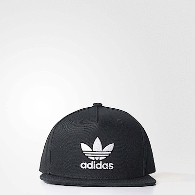 adidas 老帽 Trefoil Snap-Back Cap