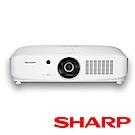 SHARP WUXGA 4000流明 雷射投影機 PG-CA40U