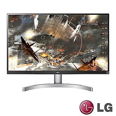 LG  27吋IPS液晶顯示器27UK600-W