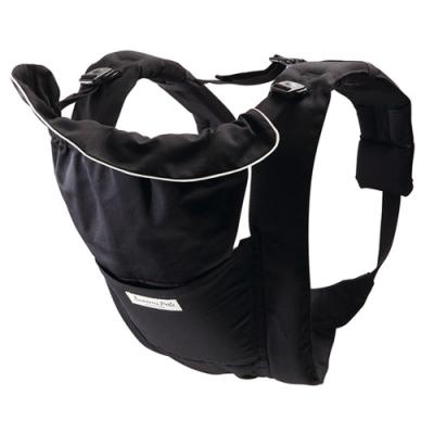 日本製Eightex-桑克瑪為好Prele五合一多功能背巾(黑)