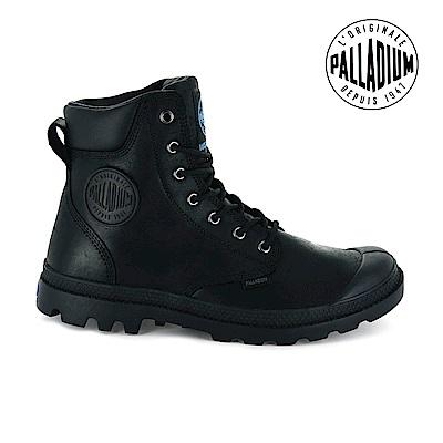 Palladium Pampa Cuff WP Lux防水靴-男-黑
