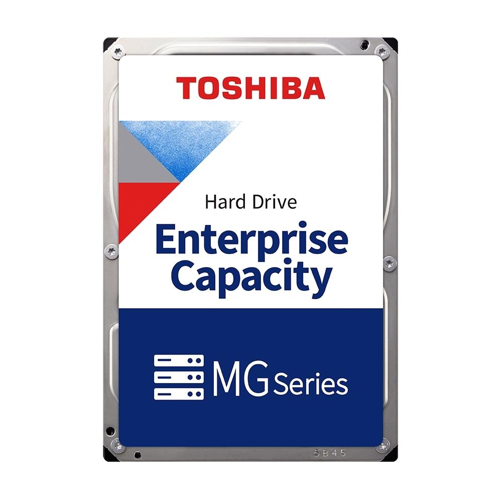 TOSHIBA【企業碟】3.5吋 16TB 7200RPM/512MB SATA3 內接式硬碟(MG08ACA16TE)