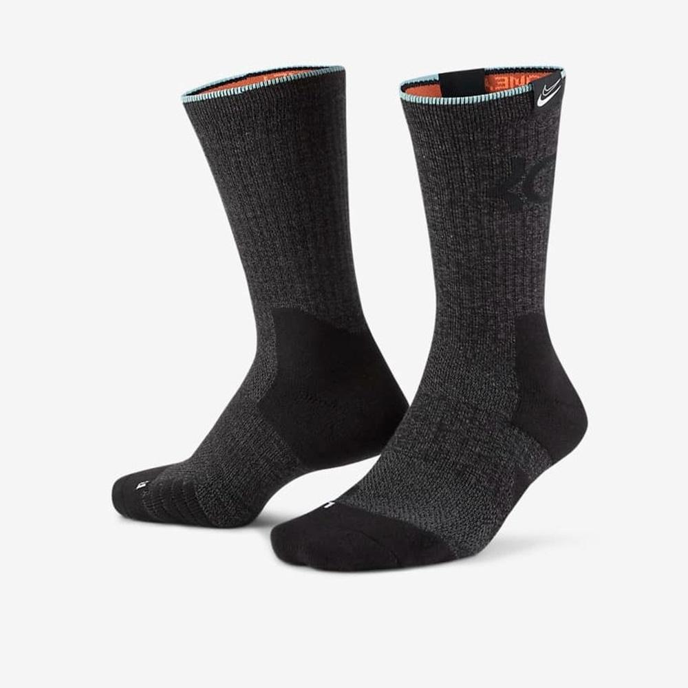 Nike KD Elite 中筒襪-黑-DC4709068