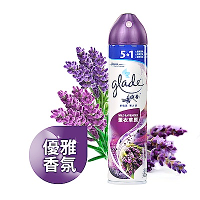 滿庭香 空氣清淨劑-薰衣草香320ml