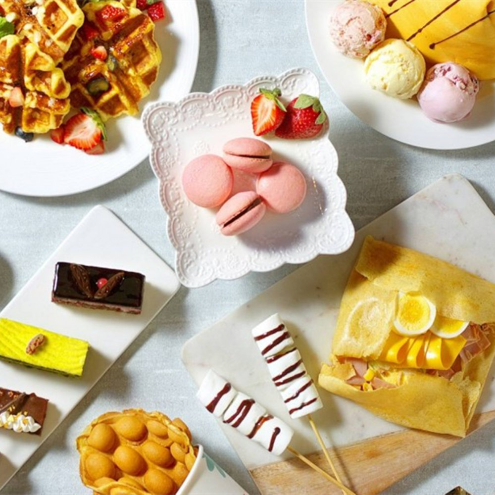 台北花園酒店 六國餐廳平日午/晚餐券1張