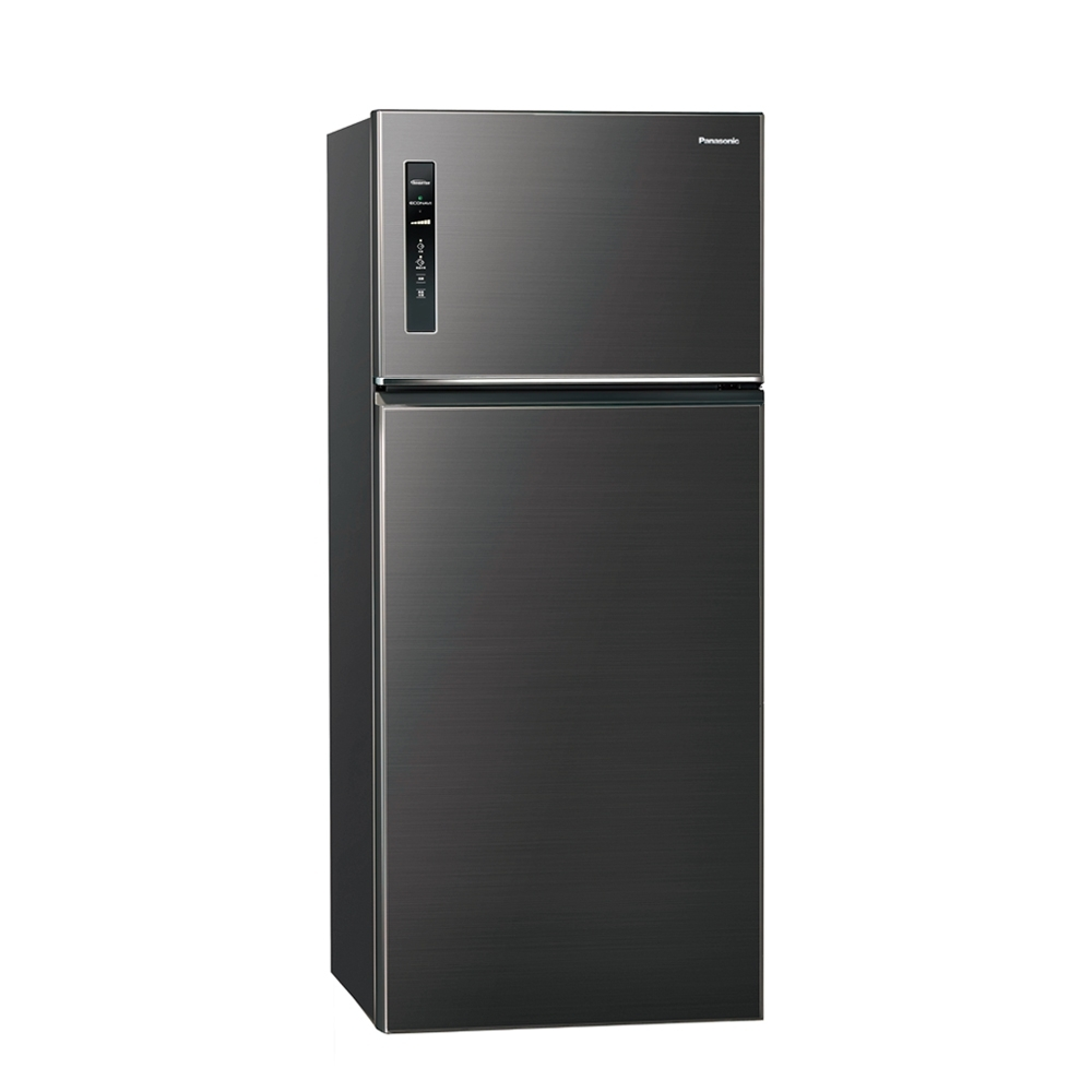 Panasonic國際牌579L雙門變頻冰箱 NR-B589TV-A(星耀黑)