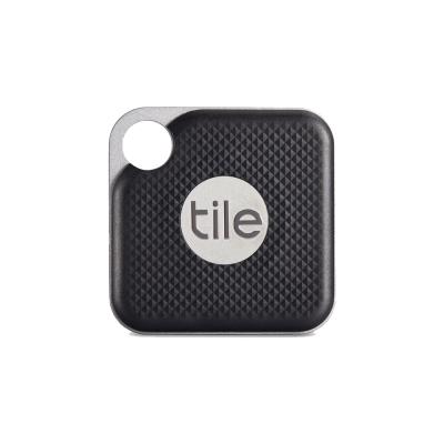 【Tile】防丟小幫手- Pro可換電池 黑-裸裝