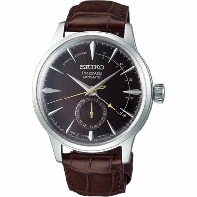SEIKO 精工Presage 調酒師動力儲存顯示機械錶(SSA393J1)