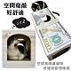 iCat 寵喵樂-鈔票貓抓板 (QQ52327)(買就送iCat寵喵樂-LUCKY KITTY 貓煙盒薄荷棒木天蓼 40g*1盒) product thumbnail 1