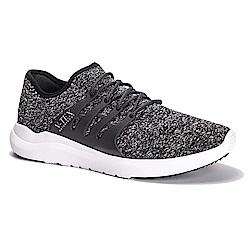V-TEX 時尚針織耐水鞋/防水鞋 地表最強耐水透濕鞋-夜宓灰(男)