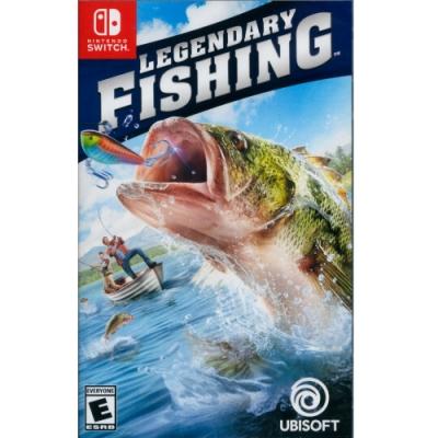 傳奇小釣手 傳奇釣魚 Legendary Fishing - NS Switch 中英日文美版