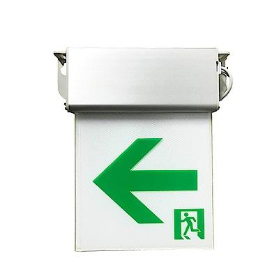 【防災專家】台灣製 LED 耳掛式 1:1 避難方向指示燈