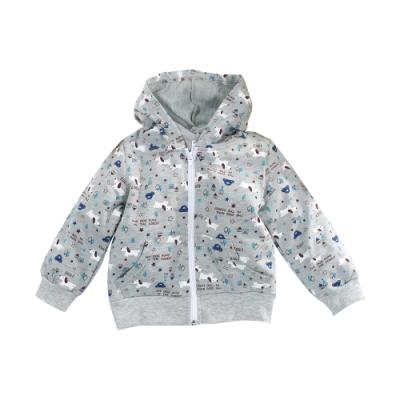 嬰幼兒台灣製薄款連帽外套 k60998 魔法Baby