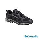 Columbia 哥倫比亞 男款-Outdry 防水健走鞋-黑色