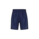 ASICS ICON平織短褲 男  2011A334-410 (藍)