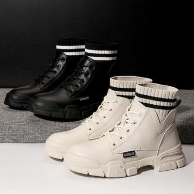 KEITH-WILL時尚鞋館 運動型中短筒靴