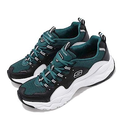 Skechers 休閒鞋 D Lites 3 穿搭 男鞋