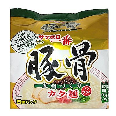 一番5食拉麵-豚骨味(440g)