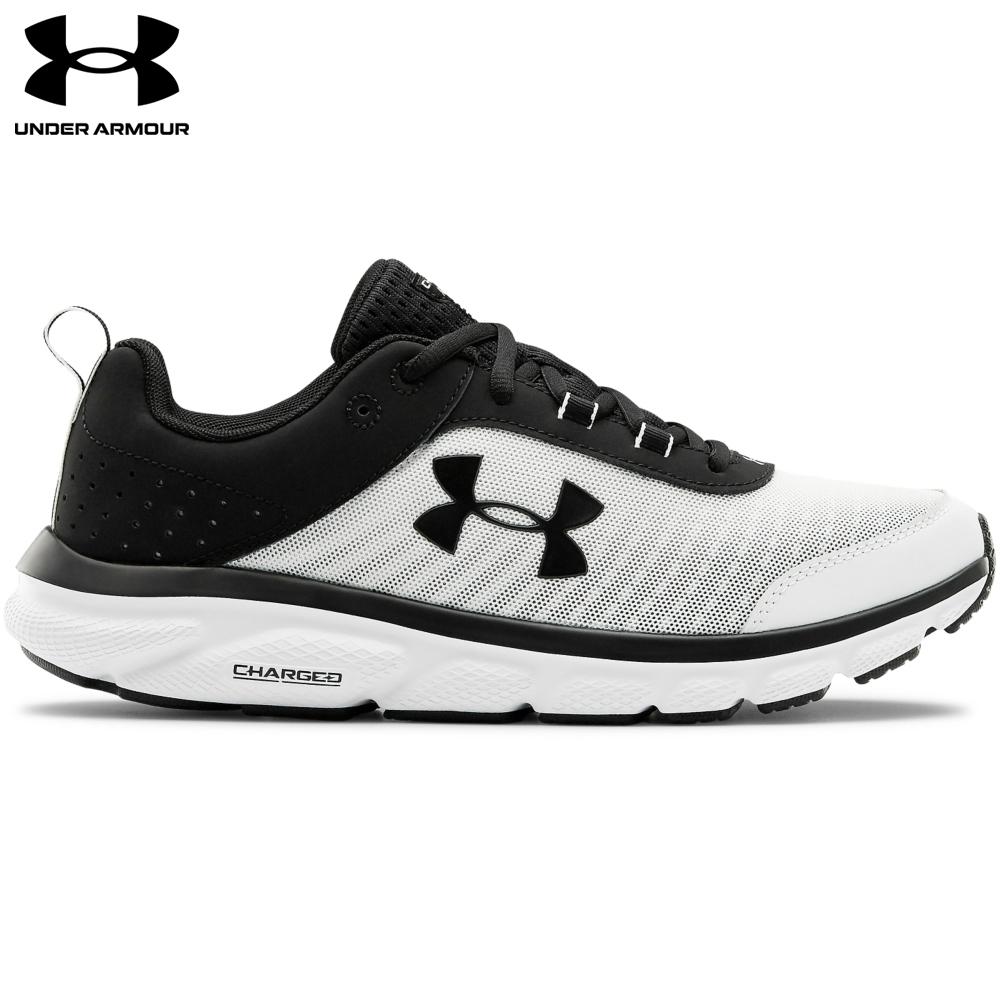 【UNDER ARMOUR】男 Charged Assert 8慢跑鞋