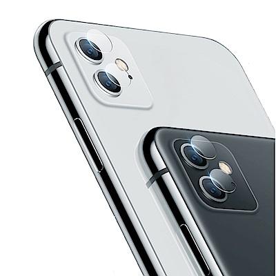 PKG Apple iPhone11 (6.1吋)鏡頭保護貼(抗刮薄膜玻璃)