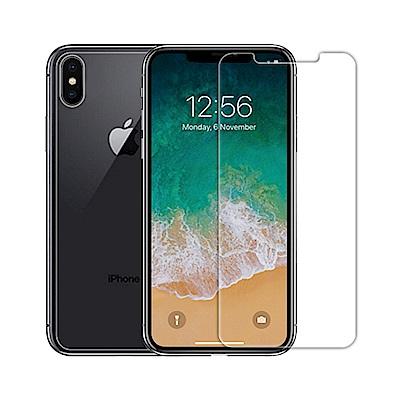 NILLKIN Apple iPhone Xs Max 超清防指紋保護貼 - 套裝版