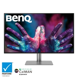 (送500超贈點)BenQ 專業設計繪圖螢幕32吋4K UHD PD322