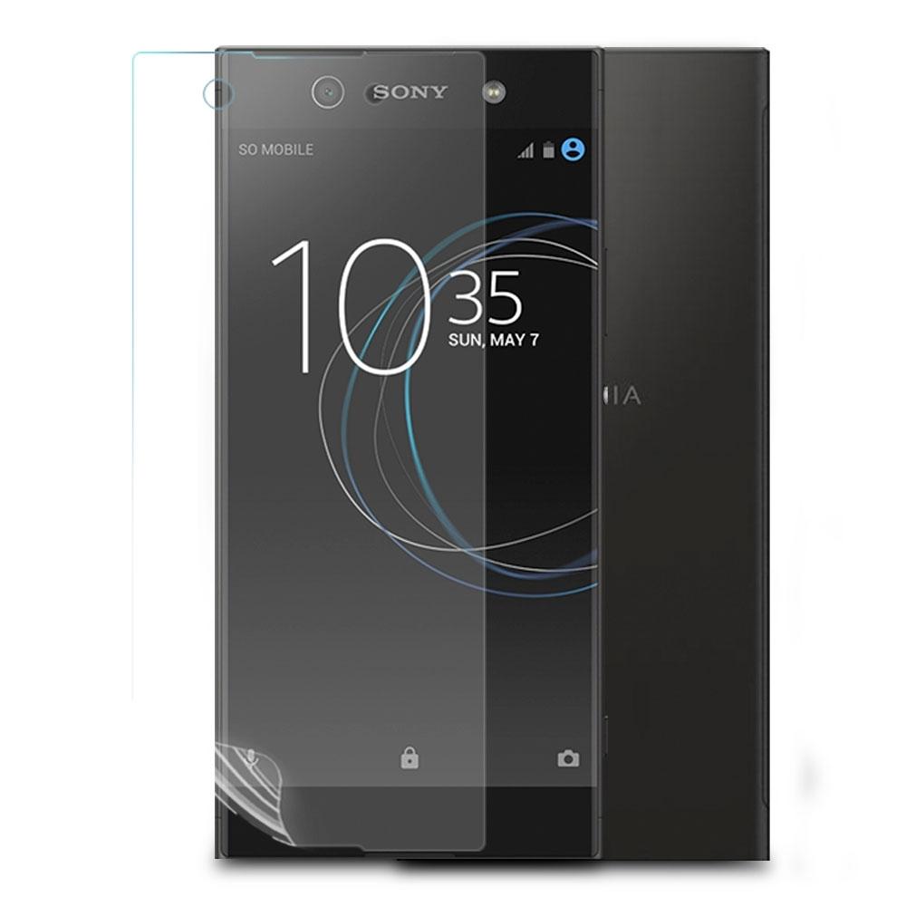 o-one大螢膜PRO Sony XA1 滿版全膠保護貼超跑包膜頂級原料犀牛皮台灣製