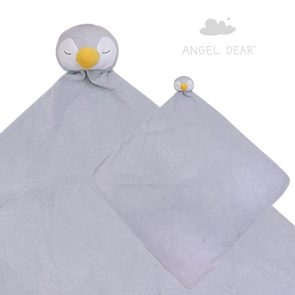 【彌月送禮】超人氣彌月禮盒組-Angel Dear毛毯+固齒器玩具 product image 1