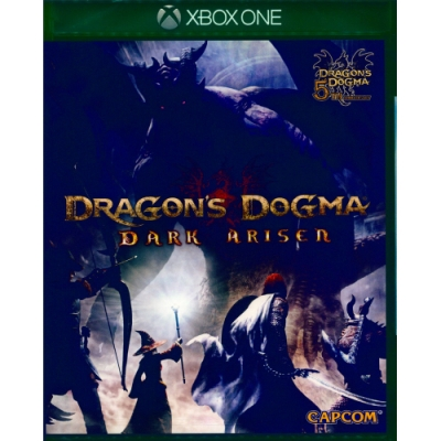 龍族教義:黑暗再臨 Dragon s Dogma - XBOX ONE 中英文亞版