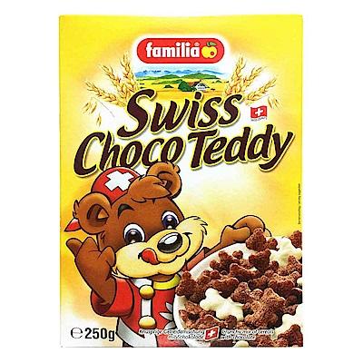 瑞士全家 小熊巧克力玉米夾心脆片(250g)x2袋